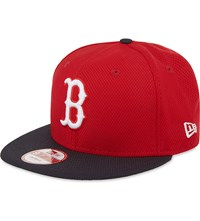 New Era 9Fifty Boston Red Sox Diamond Snapback Cap
