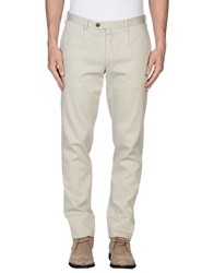 Eredi Ridelli Casual Pants Light Grey