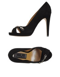Cesare Paciotti 4Us Footwear Courts Women Black