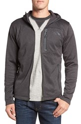 The North Face Men's 'Canyonlands' Full Zip Hoodie Tnf Dark Grey Heather