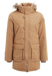 Icepeak Tova Winter Coat Amber Brown