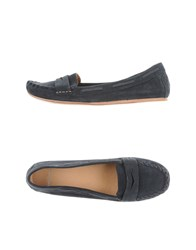 Maliparmi Footwear Moccasins Women Dark Blue