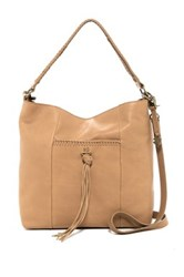 Lucky Brand Sydney Hobo Crossbody White