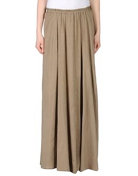 Mary Jane Long Skirts Sand