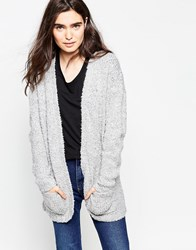 Jdy Gilbert Open Cardigan Lgm Grey