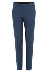 Hugo Wool Pants With Mohair Gr. 48