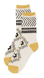 Free People Alps So Soft Boot Socks Ivory