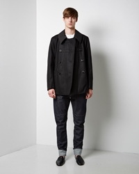 Christophe Lemaire Docker Jacket Black