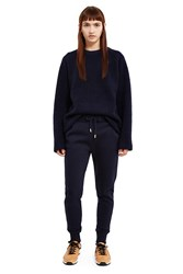 Acne Studios Bobby Fleece Sweatpants Dark Navy