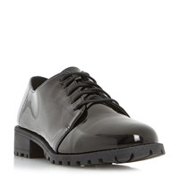Head Over Heels Franki Cleated Brogues Black