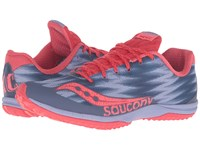 Saucony Kilkenny Xc Flat Lavender Red Women's Shoes Blue