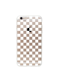 Rifle Paper Co Clear Checkers Iphone 6 Case