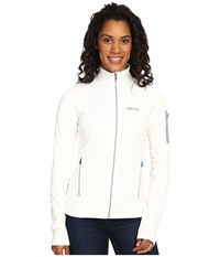 Marmot Stretch Fleece Jacket Soft White Women's Jacket
