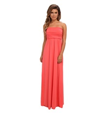 Culture Phit Hally Dress Coral Women's Dress