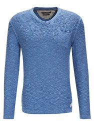 Marc O'polo Knitted Sweater Sapphire
