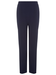 Kaliko Crepe Trousers Navy