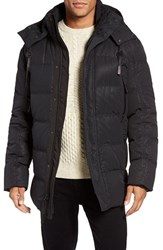 Andrew Marc New York Men's 'Polar' Water Resistant Embossed Down Parka