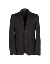 Caramelo Suits And Jackets Blazers Men Steel Grey