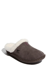 Sorel 'Nakiska' Slipper Shale Grey
