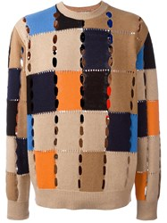 Msgm Patched Jumper