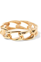 Kenneth Jay Lane Gold Tone Bracelet