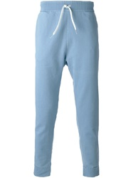 Tomas Maier Tapered Track Trousers