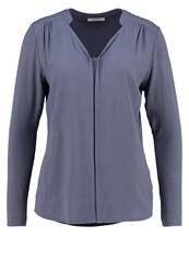 Opus Fronia Blouse Stormy Blue