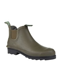 Barbour Chelsea Welly Female Green