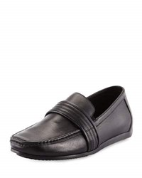 Zanzara Van Eyck Leather Loafer Blue
