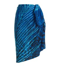 Gottex Santiago Silk Sarong Female Multi