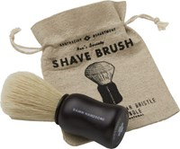 Cb2 Men's Society Boar Bristle Shave Brush
