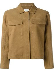 Wood Wood 'Tessa' Jacket Nude And Neutrals