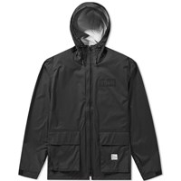 Bedwin And The Heartbreakers Macneil Nylon Parka Black