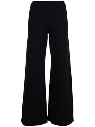 Simon Miller Flared Trousers Black