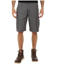 Carhartt Rugged Cargo Short Gravel Men's Shorts Silver