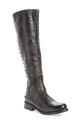 Bed Stu Women's Surrey Lace Up Over The Knee Boot