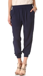 Joie Mariner Pants Dark Navy