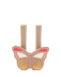 Flutter Butterfly Nylon Backpack Pink Stella Mccartney