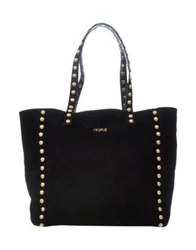 Cuple Handbags Black