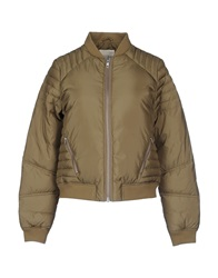 American Vintage Jackets Military Green