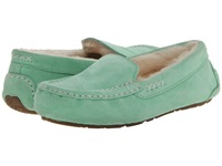 Old Friend Bella Lime Women's Slippers Green