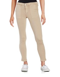 Calvin Klein Jeans Utility Ankle Pants Pink Sand
