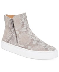 Lucky Brand Women's Bayleah High Top Sneakers Women's Shoes Grout