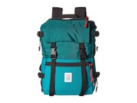 Topo Designs Rover Pack Turquoise Backpack Bags Blue