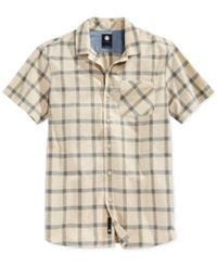 Element Short Sleeve Shirt Stone
