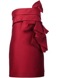 Dsquared2 Side Bow Cocktail Dress
