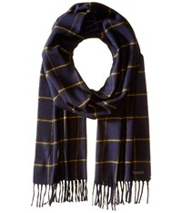 Ted Baker Flint Navy Scarves