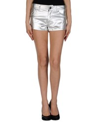 Phonz Says Black Denim Denim Shorts Women