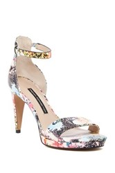 French Connection Nata Floral Heel Multi