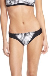 Women's Zella 'High Frequency' Hipster Bikini Bottoms